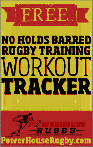 Free PowerHouse Rugby Fitness Tracker Ad