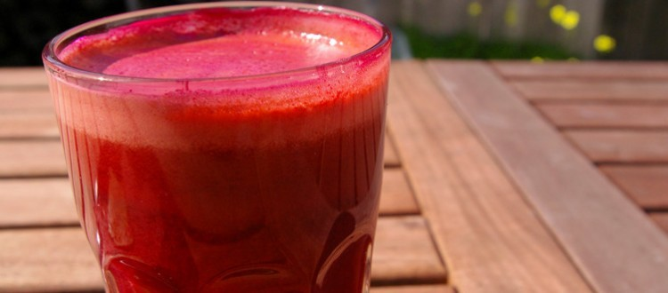 Beet Juicing for power and recovery
