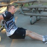 How to do bench dips for Power Rugby Players