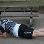 How To Do Plank arm reach for Power Rugby Players