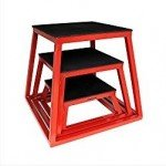 Plyometric Platform Box Set- 6, 12, 18""