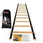 Rugby training agility ladder